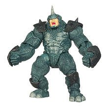 SpiderMan 2010 Series Two 3 3/4 Inch Action Figure Power Charge Rhino ()