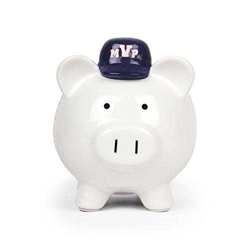 (FAB Starpoint MVP Baseball Porcelain Piggy Bank)