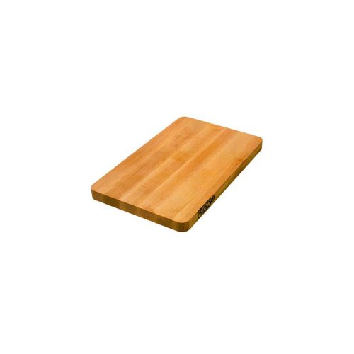 "John Boos 212-6 16"" x 10"" x 1"" Maple Cutting Board"