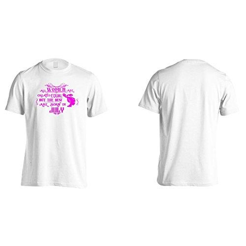 Alle Besten Frauen Sind Im Juli Geboren Herren T-Shirt j197m