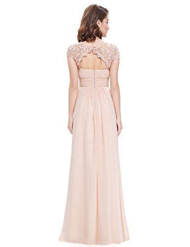 Ever Blush Empire Damen Pretty Kleid wRIxXrIqB