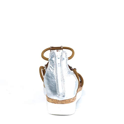 Mules Clogs Silver Women's amp; Inuovo nP480qx6w