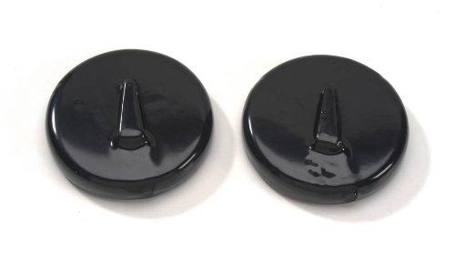 Magnet Hanger Black 2 pieces