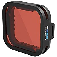 GoPro Blue Water Snorkel Filter (HERO5 Black) (GoPro Official Accessory)