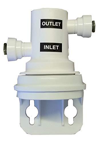 Testata Per Filtro Acqua 3M - Innesti Rapidi Da 1//4 Ap2-C405 By Pass