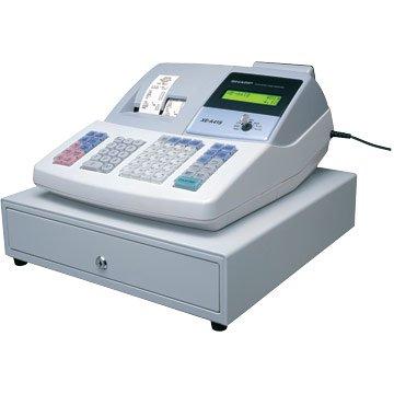 amazon com sharp electronic cash register xe a41s electronics rh amazon com Sharp ER A347 Sharp Cash Register Manual