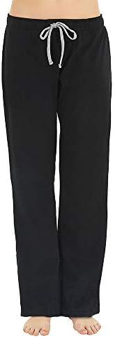 U2SKIIN Cotton Pajama Pants for Women, Lounge Pants Women Lounge Soft Lightweight Pjs