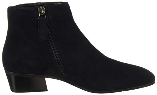Boot Navy Fuoco Aquatalia Ankle Women's Suede IHcqUw