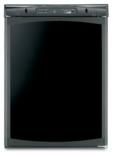 Dometic RM2354RB CoolFreeze Black Refrigerator product image
