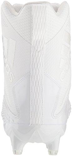 Pictures of adidas Men's Freak X Carbon Mid DB0243 White/White/White 7