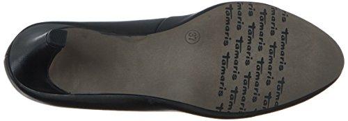 Tamaris 22451, Zapatos de Tacón para Mujer Negro (BLACK 001)
