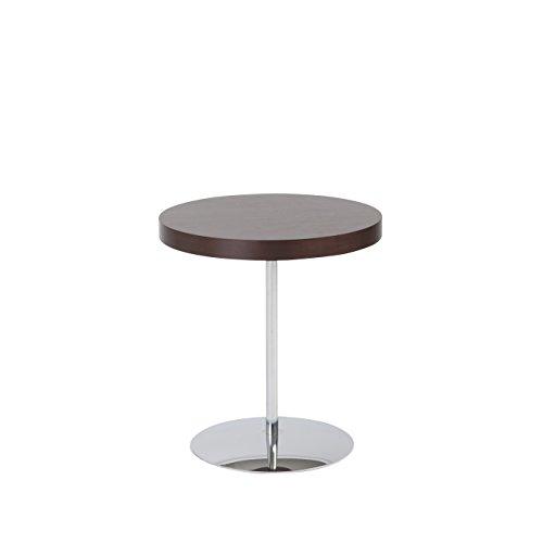 Wenge Cocktail Table (Euro Style Raymond Wood Top Height Adjustable Table, Wenge Finish)