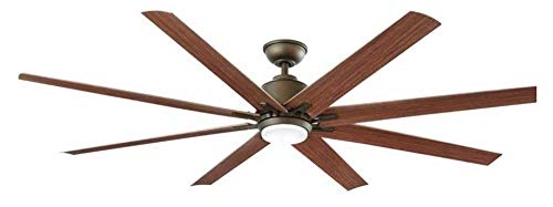 Modern Outdoor Ceiling Fan With Light in US - 2