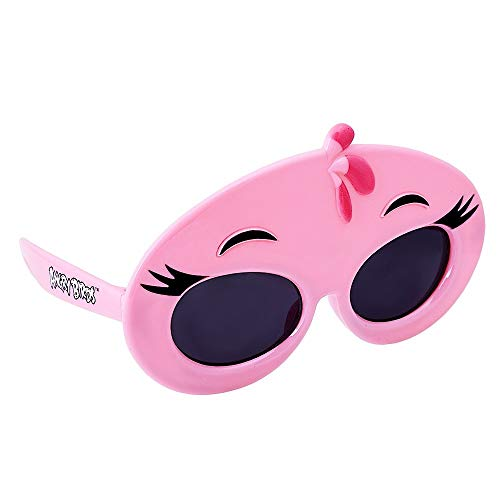 Sun-Staches Officially Licensed Lil' Characters Pink Angry Bird -