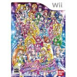 Nintendo Wii Pretty Cure All Stars All set Let's dance Precure Japanese Game