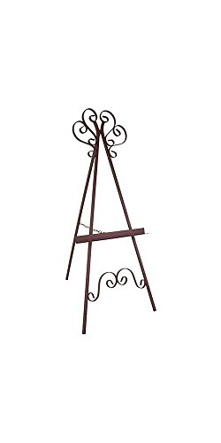 (Grace Marseilles Picture Easel (Satin Black))