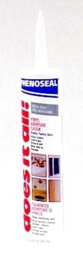 Vinvl Adhesive Caulk 10oz (Pack Of ()