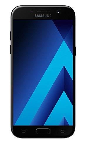 Samsung Galaxy A5 2017 Unlocked Sm-A520f 32gb/3gb Single Sim 4g Lte In Usa, Caribbean & Latin America (Black Sky) - International Version - No Warranty