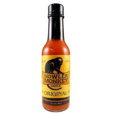 Howler Monkey Sauce - -
