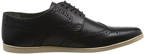 Base London Pn01011, Herren Classics Schwarz (Waxy Black/White Sole)