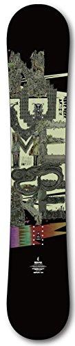 18-19 NOVEMBER November 스노보드 ARTISTE GRAPHIC LTD 아티스트 그래픽 리미티드 12월 맨즈 사이즈 올라운드 판 (GRAPHIC_LTD_Mens, 152cm)