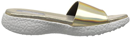 Skechers de Diapositivas la 3n Sandalia Gold Explosi de Cali la rqwECrf