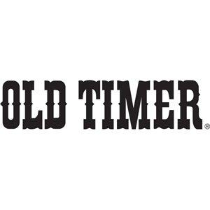 Old Timer Old Timer Senior, Sawcut Bone Handle, Plain, 3 Blades - 8OTB ()