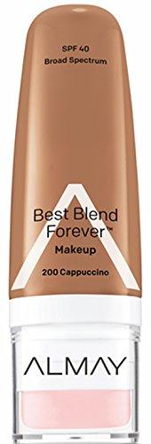 Almay Moisturizing Moisturizer (Almay Best Blend Forever Makeup, Cappuccino)