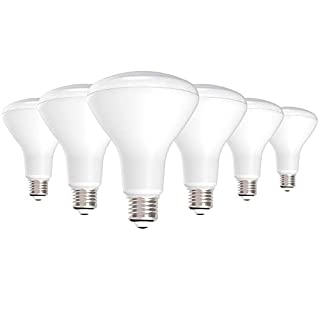 Sunco Lighting 6 Pack BR30 LED Bulb 11W=65W, 2700K Soft White, 850 LM, E26 Base, Dimmable, Indoor Flood Light for Cans - UL & Energy Star