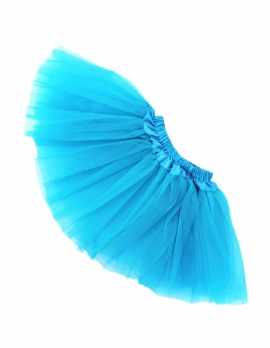 Buenos Ninos Girl's Tutu Assorted Colors (Blue) -
