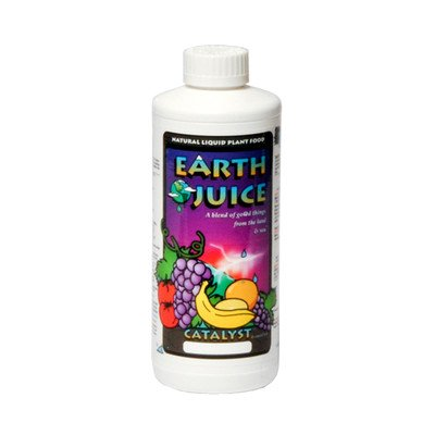 Hydro Organics HOJ01101 1-Pint Hydro Organics Earth Juice Catalyst Plant Supplement