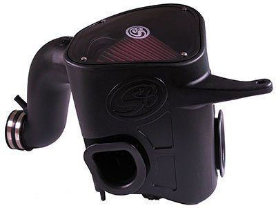 Dodge Diesel Intake - S&B Filters 2013-2016 Fourth Gen Dodge Ram 2500, 3500, 6.7L Cummins Cold Air Intake Kit Diesel (Cotton Cleanable Filter) 75-5068 by S&B Filters