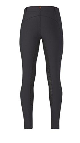 Kerrits Mobility Breech Black Size: - Breeches Patch Leg