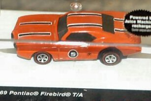 hot wheels 69 pontiac firebird - 5