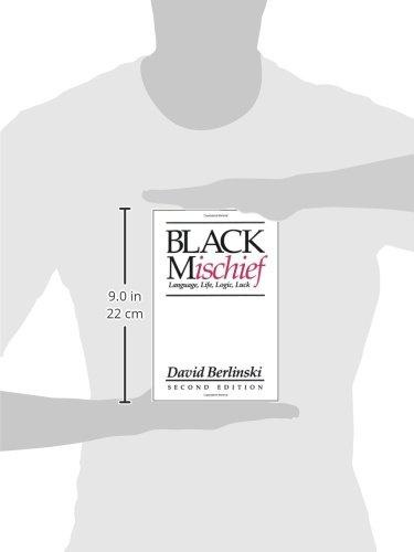 Black Mischief: Language, Life, Logic, Luck-Second Edition