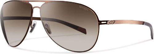 Smith Optics Ridgeway Sunglasses, Brown, Polarized Brown Gra