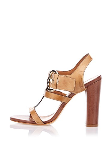 Cognac Women's Sandals Fashion Gino Rossi 5AIq1vSxw