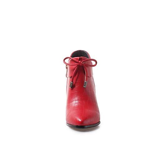 Compensées Balamasa Red Sandales Abl12180 Femme qEyqTw7g