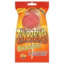 (Giant Jawbreaker on a Stick x5)