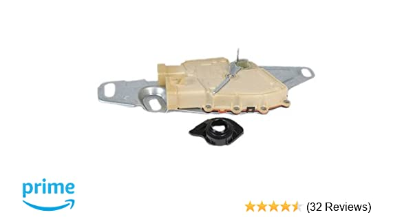 ACDelco D2256C GM Original Equipment Park Neutral Position And Back Up Lamp Switch
