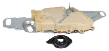 ACDelco D2256C GM Original Equipment Park/Neutral Position and Back-Up Lamp Switch - Neutral Switch