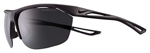 Nike Tailwind Rectangular Sunglasses, Matte Oil Grey, 70 ()