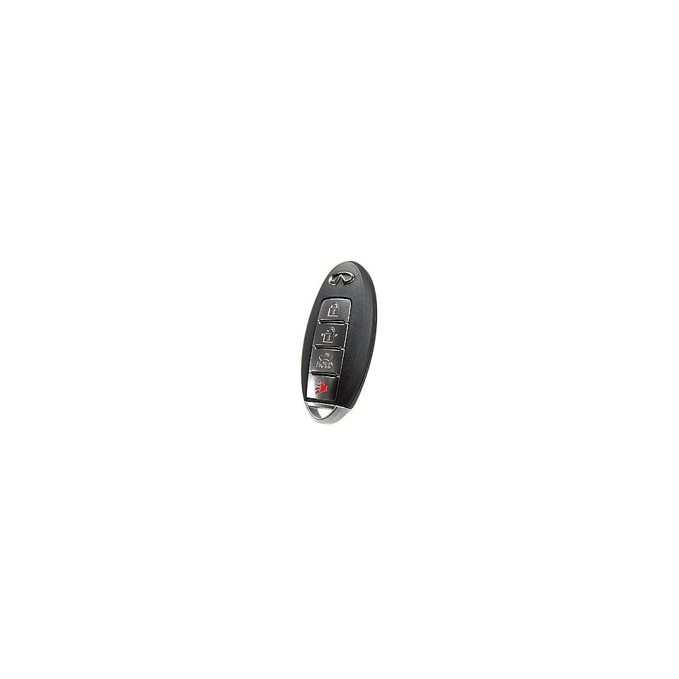 Keyless Entry Remote Fob Clicker for 2007 Infiniti M35 (Must be programmed by Infiniti dealer)