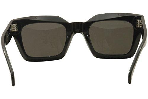 f4bbb7f9a3c2 Celine CL41450 S 807 Black Kate Square Sunglasses Lens Category 3 ...