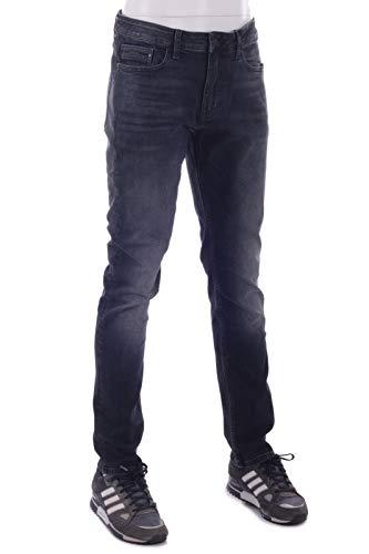 Slim Uomo Mason Klein Calvin Jeans Blue Straight qgpWwaAnU