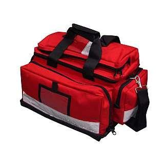 e69e001d7429 Amazon.com  Kemp Large Professional Trauma Bag RED  Health ...