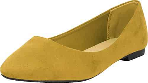 5daf7141431bd Shopping Cambridge Select - Brown or Yellow - Flats - Shoes - Women ...