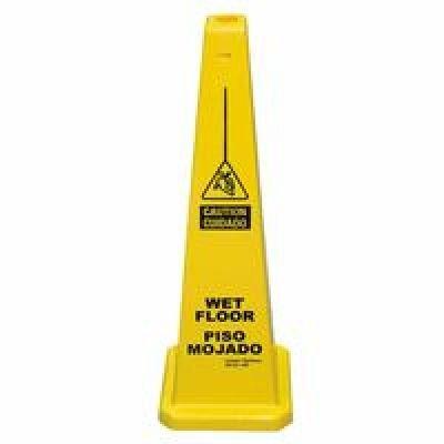 "Cortina Safety Products 03-600-09 Lamba Cones ""Cuidado Pi..."