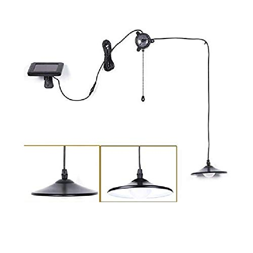 Kyson Solar Powered Led Shed Light with Remote Control