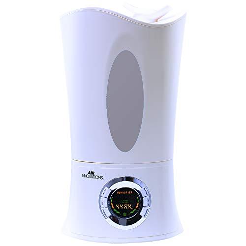 Air Innovations 1.4 Gal. MH519A Cool Mist Ultrasonic Humidifier (Cream)